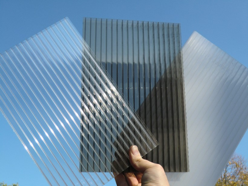 Multiwall Polycarbonate Sheet Twinwall