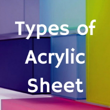 Colored Acrylic Plastic Sheets & Colored Plexiglass Acrylic Sheeting ...