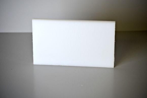 Hdpe Sr Nat 48 X 96 X 125in High Density Polyethylene