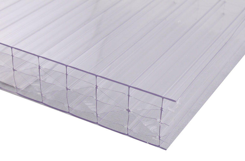 Multiwall Polycarbonate Sheeting